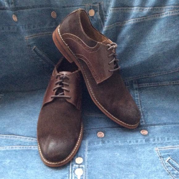 Florsheim Shoes | Mens Brown Suede
